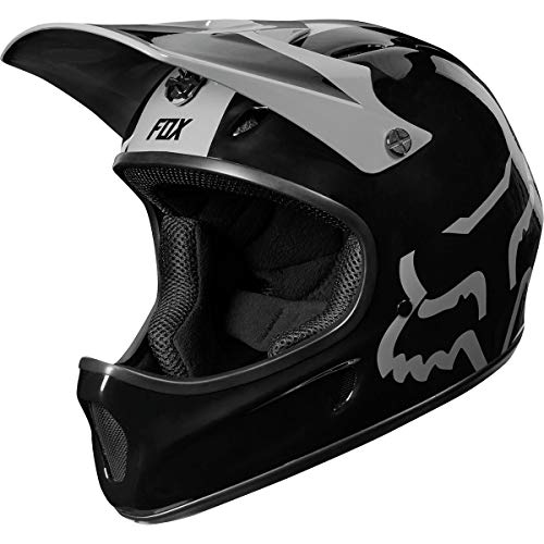 Fox Racing Rampage Helmet Black, L - Bicycle Helmet Racing