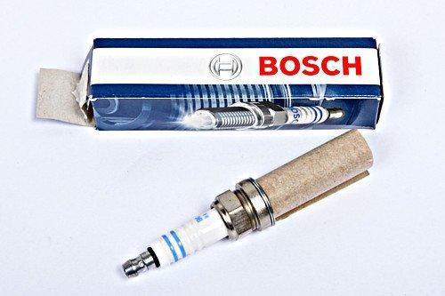 BOSCH Spark Plug 1pcs Fits NISSAN PEUGEOT 307 RENAULT 1.0-4.8L 1997- (Best Spark Plugs For Peugeot 307)