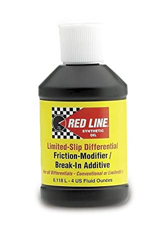Red Line 80301 Limited Slip Friction Modifier - 4 oz. RED80301