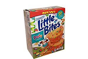 Entenmann's Little Bites Party Cakes (6 Boxes)