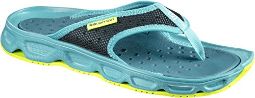 Trail Yellow Salomon Bird deep Turquoise De Chaussures Lagoon Femme safety W Rx blue Break AXzWa4qOX