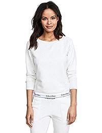 Women's Modern Cotton Long Sleeve Sweatshirt