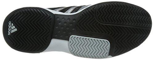 Barricade Adulto Plamat De Plateado Unisex Adidas Str Negbas Approach ftwbla Negro Tenis Blanco Zapatillas 60xxqfOd