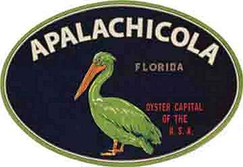 (Apalachicola Florida Oyster Capital of the USA )