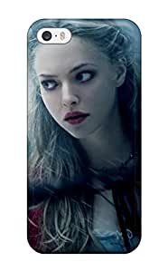 Discount 6936145K47488008 Tpu Shockproof/dirt-proof Amanda Seyfried As Valerie Cover Case For Iphone(5/5s)