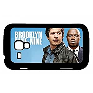 Generic Plastics For Samsung Galaxy Trend Duos Shells For Children Print With Brooklyn Nine Nine Character