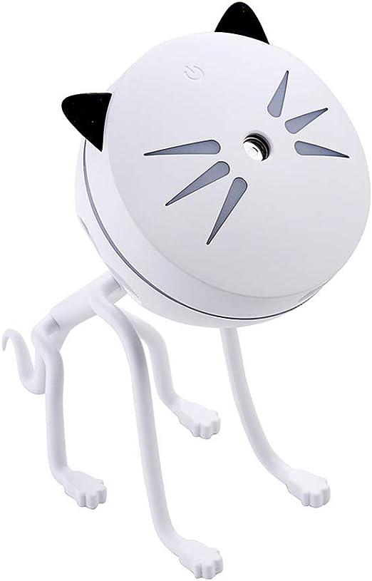 ZWL Humidificador De Gato USB Mini Mute Tipo Mecánico para ...