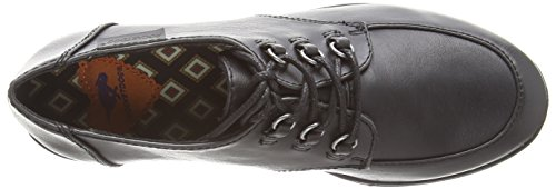 Womens UK Shoes Rocket 6 Alloy Black Dog Emma 6RwxnFqTA