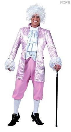Desconocido Disfraz Traje Vestimenta Rococó Veneciano para Hombre ...