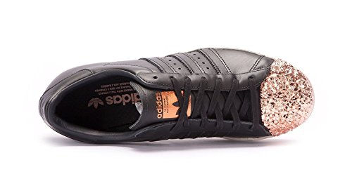 Metallic Sneaker Damen copper Pack core adidas metallic black Superstar black core 80s 7Ztwx7Xdq