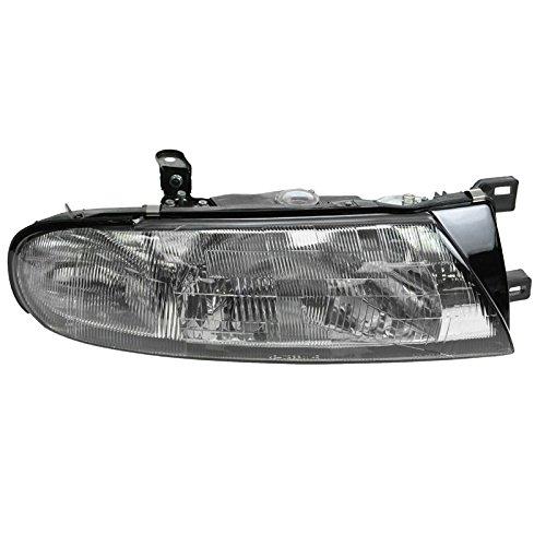 Headlight Headlamp Right RH Passenger Side For 93-97 Nissan Altima XE & GXE