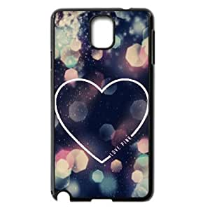 Love Pink The Unique Printing Art Custom Phone Case for Samsung Galaxy Note 3 N9000,diy cover case ygtg568378 Kimberly Kurzendoerfer