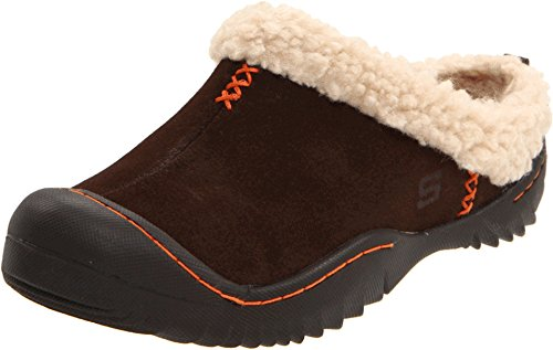 Skechers Spartan Snuggly Clog Casual Shoes Womens