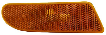TYC 18-6067-01 Mercedes Benz S-Class Front Passenger Side Replacement Side Marker Lamp -