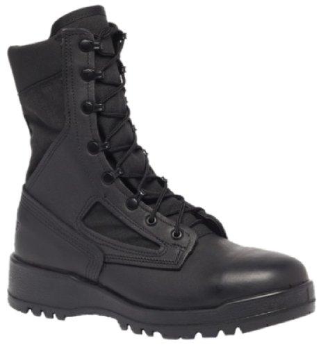 Belleville 300TROPST Hot Weather Steel Toe Combat Boot, Black