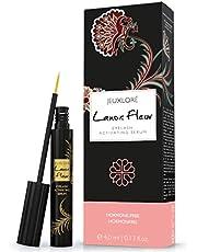 Lanox Fleur Premium wimperserum van Jeugloré – 4 ml wimperserum voor mooie, dichte wimpers en wenkbrauwen – hoogwaardig gemaakt in Oostenrijks rijs 4 ml