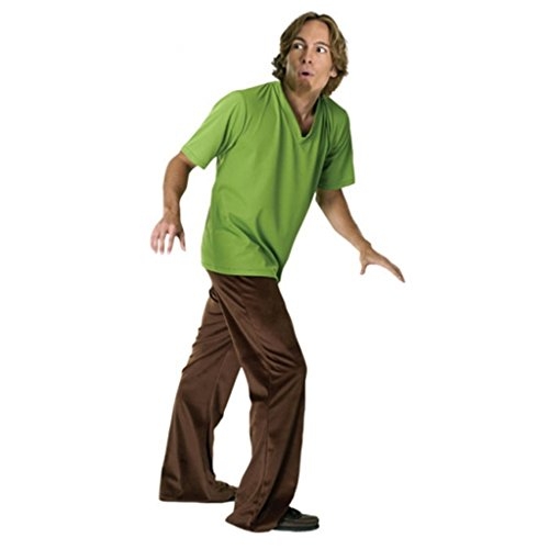 Shaggy Costume - Standard - Chest Size 44