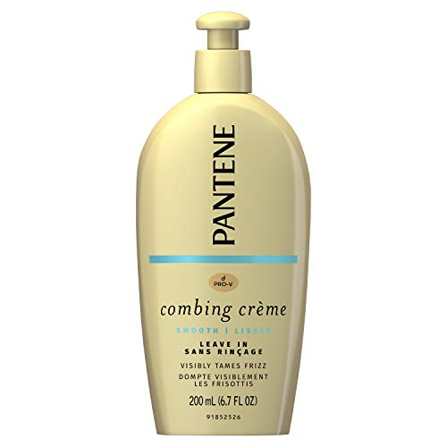 Pantene Smoothing Combing Cream, 6.7 fl oz