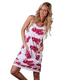 Ingear Beach Short Tank Cotton Dress