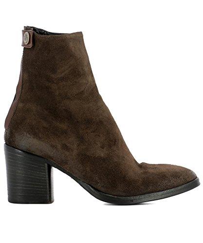 Ankle Women's URSULA46030 ALBERTO Suede Boots FASCIANI Brown q4HHpZXw