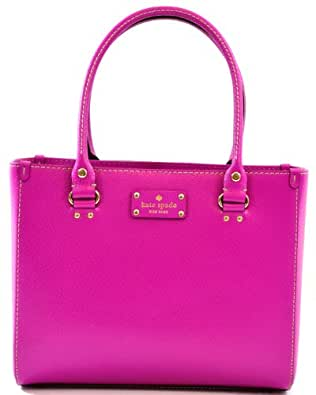 Kate Spade New York Women's Wellesley Texture Leather Quinn Bag