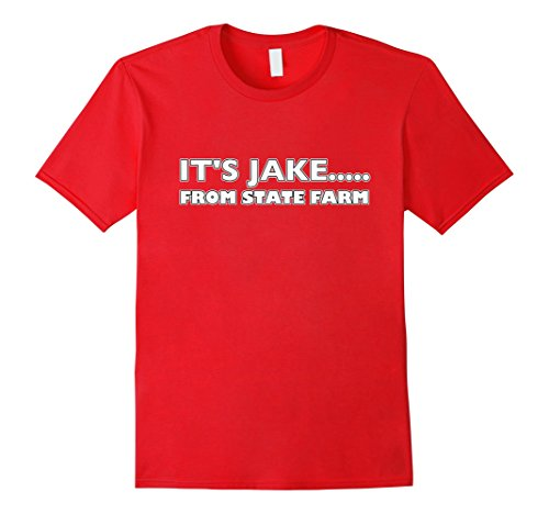 mens-halloween-t-shirt-its-jake-from-state-farm-dark-colours-2xl-red