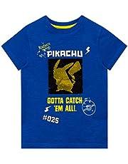 Pokemon Jongens Pikachu T-Shirt