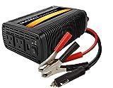 Duracell DRINV800 Black 800 Watt High Power Inverter