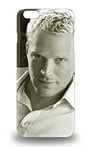 Iphone 6 Plus Hard Back With Bumper Silicone Gel Tpu Case Cover Paul Bettany The United Kingdom Male Iron Man 3
