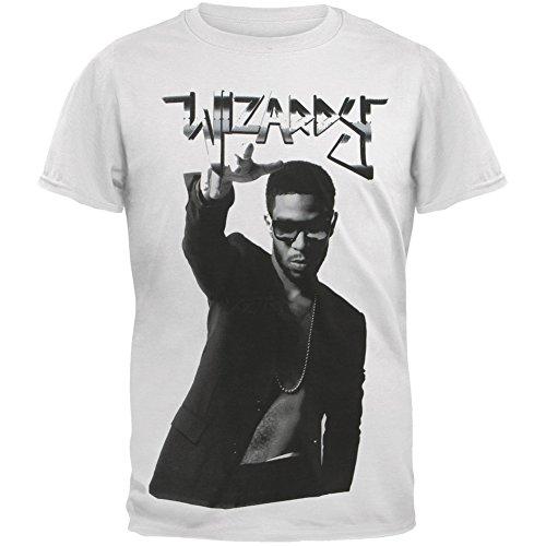 Kid Cudi - Mens Wizardy Shades Soft T-Shirt - 2X-Large - Cudi Kid Shades