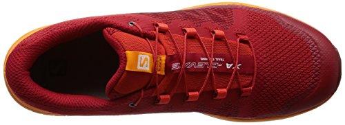 Syr 000 Trail Salomon Barbados Uomo Running XA Scarpe Cherry da Elevate Bright Rosso Marigold 1w7BfwO