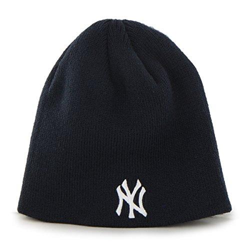 - MLB New York Yankees '47 Beanie Knit Hat, Navy, One Size