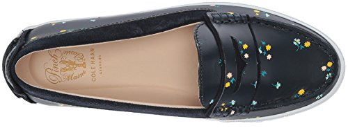 Lx Haan Cole Ottico Delle Marina Loafer Pizzico Penny Weekender Donne Sensore Floreale RpqxwtqC