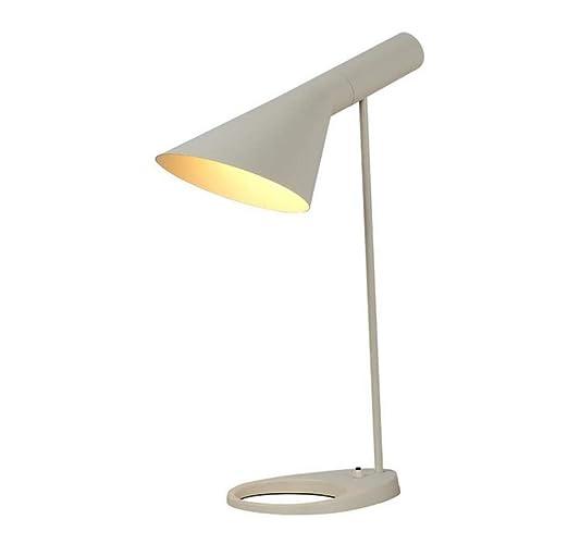 Amazon.com: Retro Light Europe - Lámpara de mesa de hierro ...