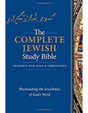 The Complete Jewish Study Bible Hc