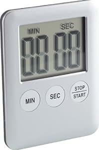 Balvi - Minutero(digital,ABS,1xAG10 incl.), color plateado
