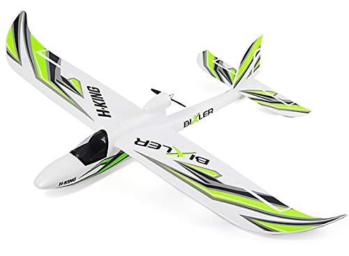 - HobbyKing H-King Bixler 1.1 EPO Glider 1400mm (55.1) w/30A ESC (PNF)