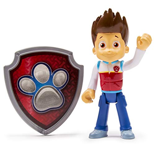 (Paw Patrol Action Pack Pup & Badge Ryder)
