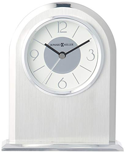 - Howard Miller Argento Table Clock