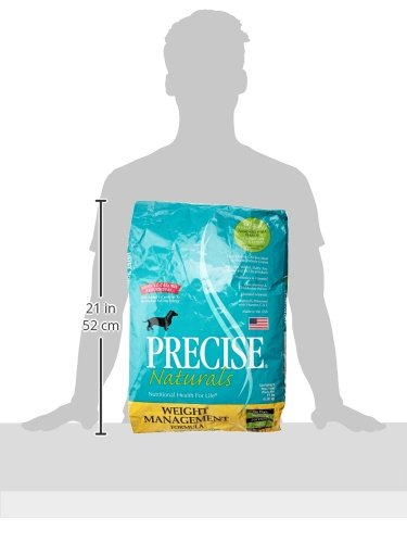 Precise Natural Weight Management Dog Food 15LB: Amazon.com: Grocery & Gourmet Food