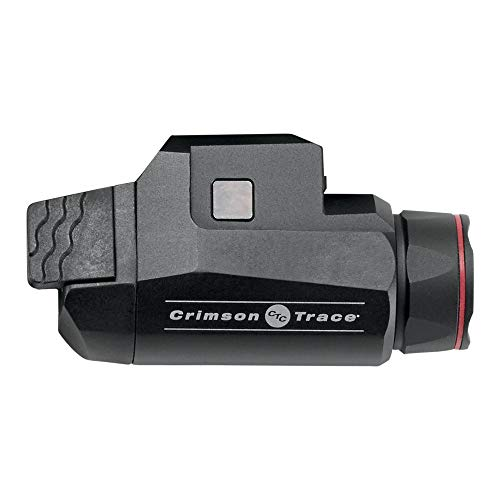 Crimson Trace CMR-208 Rail Master 420 lm. Tactical Light, Universal, Black