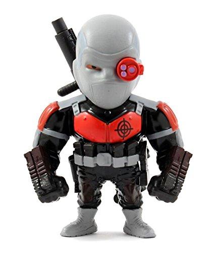 "Jada Toys Metals Suicide Squad 4"" Classic  Deadshot (M169) Toy Figure"