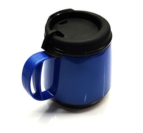 UPC 071657407764, ThermoServ 521A02601A1 Foam Insulated Wide Body Mug, 20-Ounce, Pearl Dark Blue
