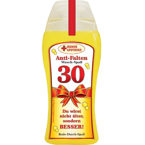 Andrea Verlag Spass Duschbader Duschgel Shampoo Zum Geburtstag