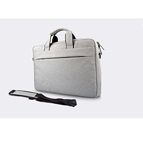 Laptop Shoulder Bag 15.4 Inch,Multifunctional Computer Briefcase Sleeve Case Cover,Waterproof Polyester Messenger Bags,Handbag for Men Women (Mobile Mouse Ibm)