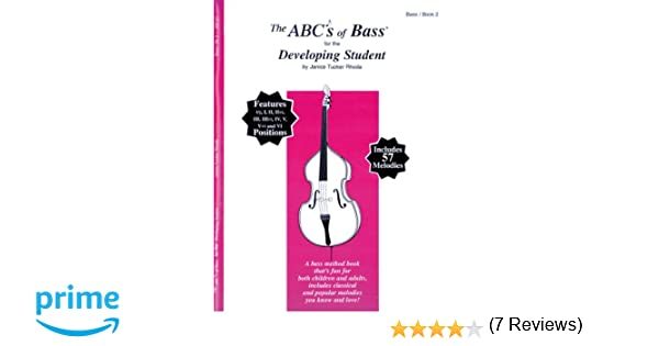 ABC27 - The ABCs of Bass for the Developing Student - Book 2 ...