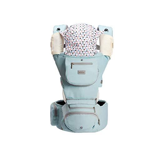 MLX Eslinga Para Bebé, Sujetador Frontal De Múltiples Funciones, Taburete Para La Cintura, Bebé, Artefacto, Abrazo...