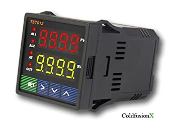 Lightobject ETC-JLD612-A Dual Display PID Temperature Controller