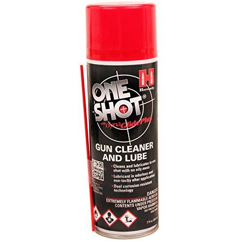 (Hornady 9990 One Shot Gun Cleaner with DynaGlide Plus (5 oz))