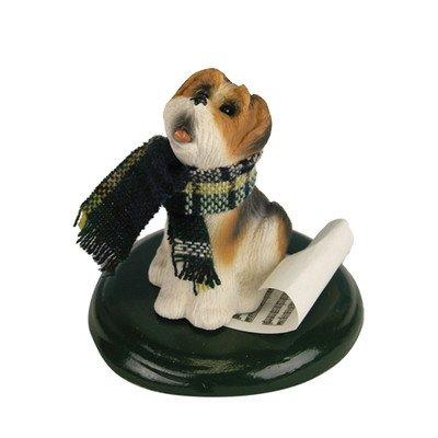 Byers' Choice Rembrandt Dog Figurine